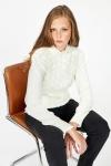 SoyaConcept Blissa 10 Pullover - White