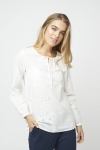 SoyaConcept Georgia 3 Blouse - Off White