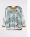 White Stuff - Bouquet Stripe Jumper - Multi