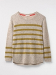 White Stuff - Forager Stripe Jumper Multi