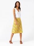 White Stuff - Namibia Reversible skirt - Yellow