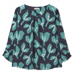 White Stuff Alma Top - Teal