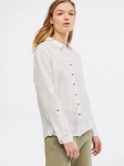 White Stuff Amelie Linen Shirt - White